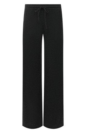 Женские кашемировые брюки ADDICTED темно-серого цвета, арт. MK724 | Фото 1