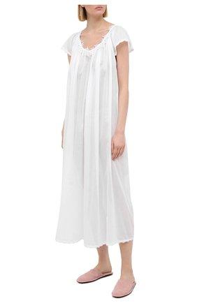 Женская сорочка EVA B.BITZER белого цвета, арт. 20313272 | Фото 2