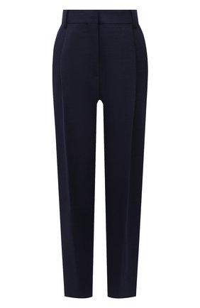 Женские брюки SEE BY CHLOÉ темно-синего цвета, арт. CHS20WPA02026 | Фото 1