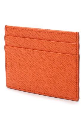 Женский футляр для кредитных карт DOLCE & GABBANA оранжевого цвета, арт. BI0330/AU771 | Фото 2