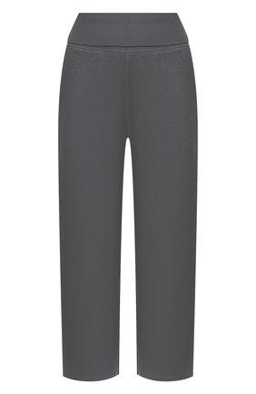 Женские шерстяные брюки STELLA MCCARTNEY серого цвета, арт. 602204/S2221 | Фото 1