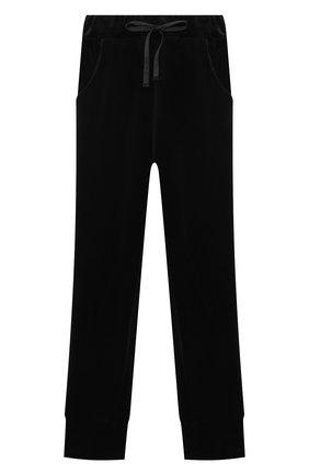 Детские брюки CASILDA Y JIMENA черного цвета, арт. 771160007 | Фото 1