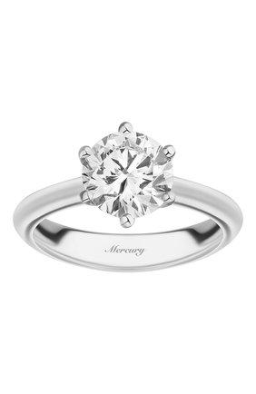 Женские кольцо MERCURY бесцветного цвета, арт. MR150/6WRD | Фото 2