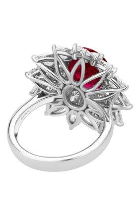 Женские кольцо MERCURY бесцветного цвета, арт. MR19879WR   Фото 3