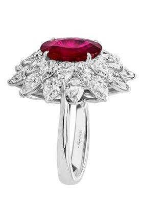 Женские кольцо MERCURY бесцветного цвета, арт. MR19879WR   Фото 4