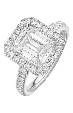 Женские кольцо solitaire MERCURY бесцветного цвета, арт. MR200WERD | Фото 1