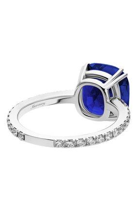 Женские кольцо MERCURY бесцветного цвета, арт. MR23653WS | Фото 4
