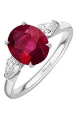 Женские кольцо MERCURY бесцветного цвета, арт. MR23657WRK   Фото 1