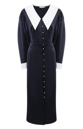 Женское платье MASTERPEACE синего цвета, арт. MP-atlas-01 | Фото 1