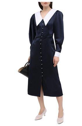 Женское платье MASTERPEACE синего цвета, арт. MP-atlas-01 | Фото 2