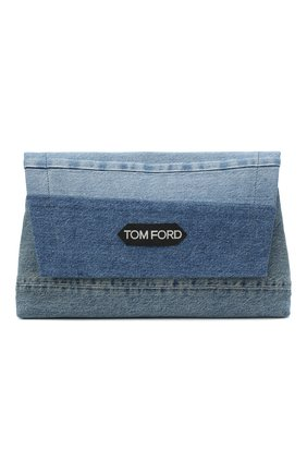 Женская сумка label TOM FORD голубого цвета, арт. L1398T-IDE002 | Фото 1