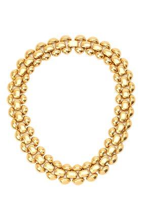 Женское колье JENNIFER BEHR золотого цвета, арт. 111PC2   Фото 1