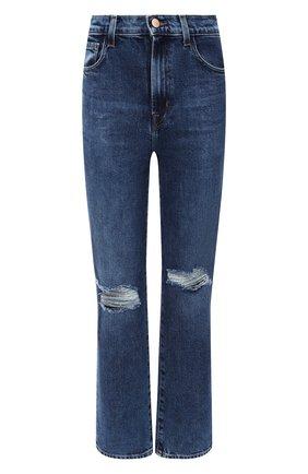 Женские джинсы J BRAND синего цвета, арт. JB002691/B | Фото 1