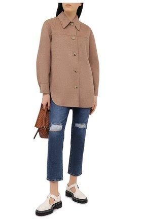 Женские джинсы J BRAND синего цвета, арт. JB002691/B | Фото 2