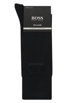 Мужские носки BOSS темно-синего цвета, арт. 50388417 | Фото 1
