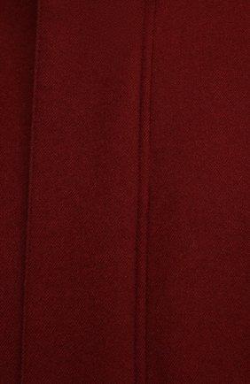 Мужская куртка из кашемира и шелка LORO PIANA бордового цвета, арт. FAI8953 | Фото 5 (Кросс-КТ: Куртка; Мужское Кросс-КТ: шерсть и кашемир; Материал внешний: Шерсть, Кашемир; Материал утеплителя: Шерсть; Рукава: Длинные; Длина (верхняя одежда): Короткие; Стили: Кэжуэл)
