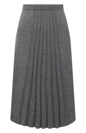 Кашемировая юбка   Фото №1