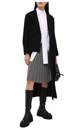 Кашемировая юбка   Фото №2