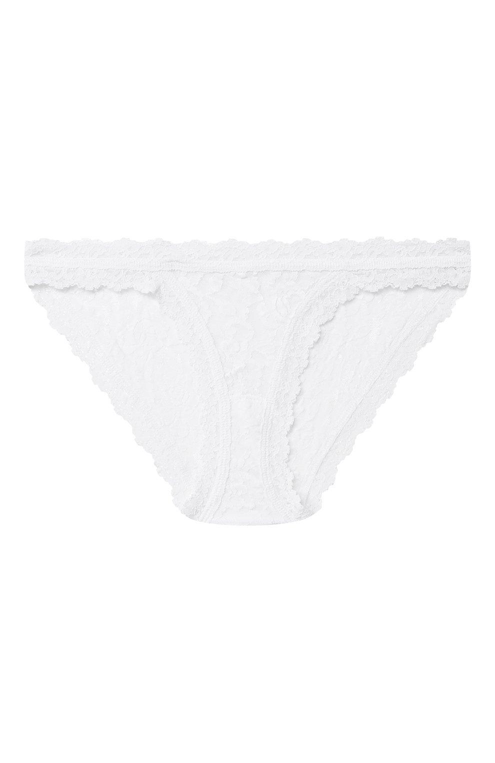 Женские трусы-слипы HANKY PANKY белого цвета, арт. 482102   Фото 1