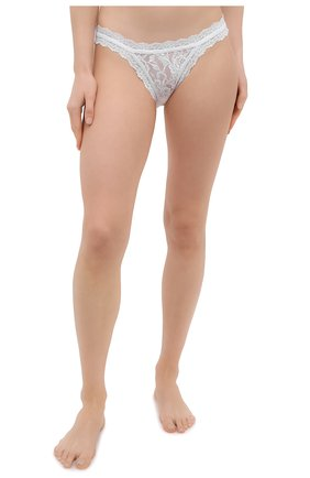 Женские трусы-слипы HANKY PANKY белого цвета, арт. 482102 | Фото 2