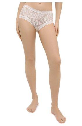 Женские трусы-шорты HANKY PANKY белого цвета, арт. 4812 | Фото 2