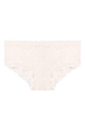 Женские трусы-шорты HANKY PANKY кремвого цвета, арт. 4812 | Фото 1
