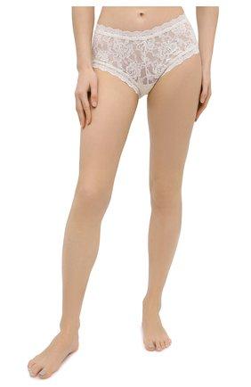 Женские трусы-шорты HANKY PANKY кремвого цвета, арт. 4812 | Фото 2