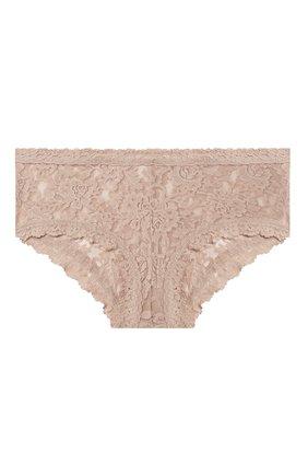 Женские трусы-шорты HANKY PANKY светло-бежевого цвета, арт. 4812 | Фото 1