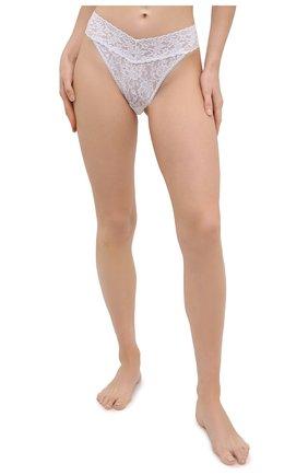 Женские трусы-стринги HANKY PANKY белого цвета, арт. 4811 | Фото 2