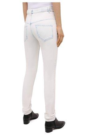 Женские джинсы ISABEL MARANT голубого цвета, арт. PA1750-20A022I/N0MINIC   Фото 4