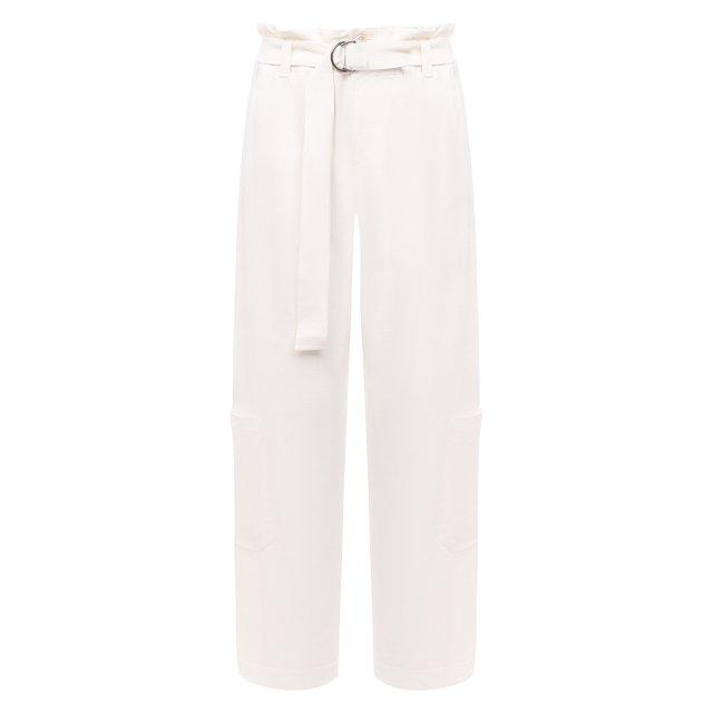 Хлопковые брюки Brunello Cucinelli