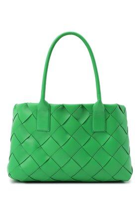 Женская сумка BOTTEGA VENETA зеленого цвета, арт. 649598/VMAY3 | Фото 1