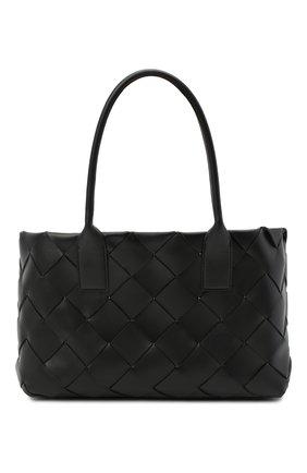 Женская сумка BOTTEGA VENETA черного цвета, арт. 649598/VMAY3 | Фото 1