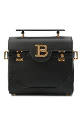 Женская сумка bbuzz 23 BALMAIN черного цвета, арт. VN1S526/LVPT | Фото 1