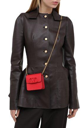 Женская сумка valentino garavani vsling VALENTINO красного цвета, арт. SW0P0S96/RQR | Фото 2