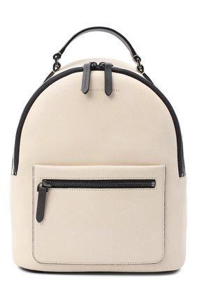 Женский рюкзак BRUNELLO CUCINELLI молочного цвета, арт. MBTMD2078 | Фото 1