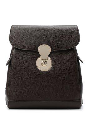 Женский рюкзак ricky RALPH LAUREN коричневого цвета, арт. 435838525 | Фото 1