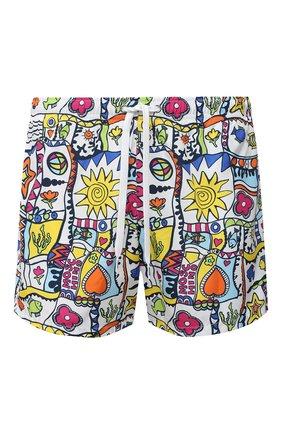 Мужские плавки-шорты MOSCHINO разноцветного цвета, арт. A6105/2810 | Фото 1