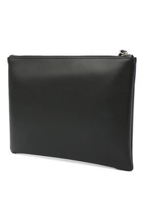 Мужской кожаный футляр для документов valentino garavani VALENTINO черного цвета, арт. VY2P0299/EER | Фото 2