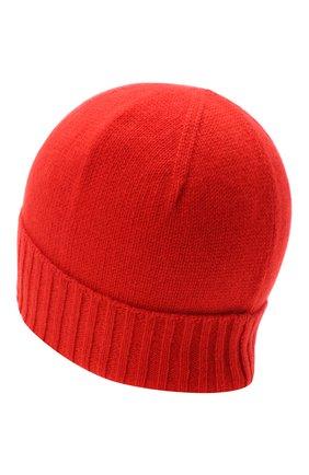Мужская кашемировая шапка KITON красного цвета, арт. UCAPP01X03T13 | Фото 2