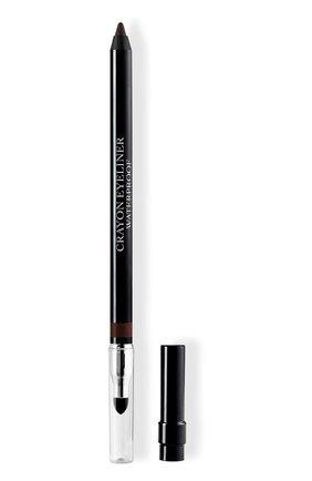 Карандаш для век long-wear waterproof eyeliner pencil, 594 DIOR бесцветного цвета, арт. F080305594 | Фото 1