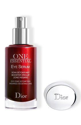 Сыворотка для контура глаз one essential eye serum DIOR бесцветного цвета, арт. F072131000   Фото 1