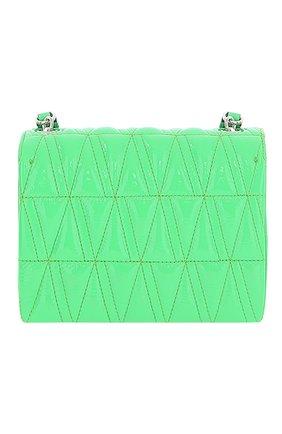 Женская сумка virtus VERSACE зеленого цвета, арт. DBFH821/DNAPLT | Фото 2