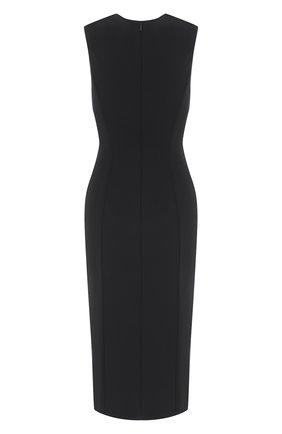 Женское платье VERSACE черного цвета, арт. A88502/A235312 | Фото 2