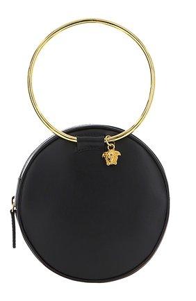 Женская сумка medusa mini VERSACE черного цвета, арт. DBSH983/D3VITN | Фото 2