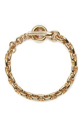 Женский браслет BOTTEGA VENETA золотого цвета, арт. 649231/VAHU0 | Фото 1
