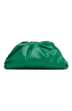 Женский клатч BOTTEGA VENETA зеленого цвета, арт. 576227/VCP40 | Фото 1