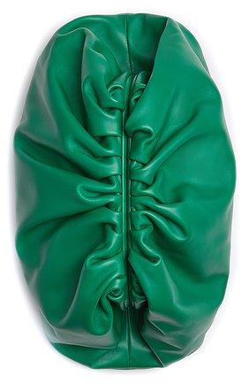 Женский клатч BOTTEGA VENETA зеленого цвета, арт. 576227/VCP40 | Фото 2