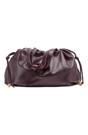 Женская сумка bulb medium BOTTEGA VENETA фиолетового цвета, арт. 651812/VCP40 | Фото 1