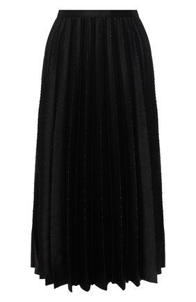 Женская юбка RALPH LAUREN черного цвета, арт. 290820598   Фото 1